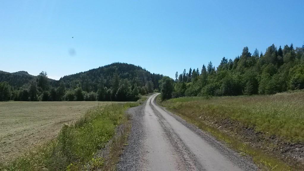 Långa vägar mot Gavik