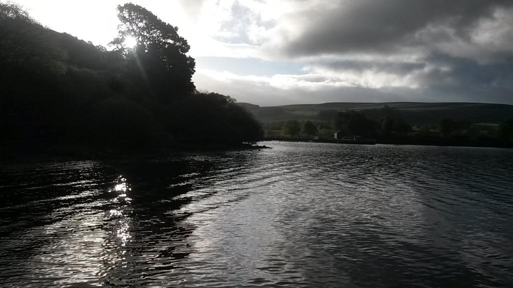 Ullswater på morgonen